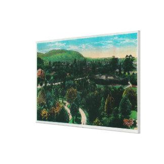Arroyo Seco Grounds in Pasadena, CA Canvas Print