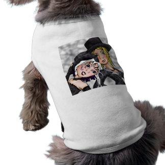 Arroyuelo y Zoe Playera Sin Mangas Para Perro