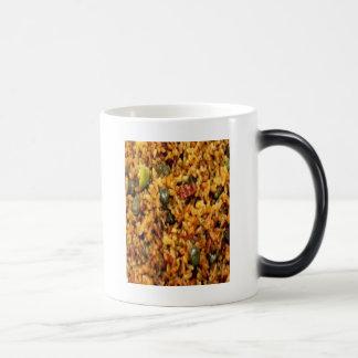 Arroz con Gandulez 11 Oz Magic Heat Color-Changing Coffee Mug