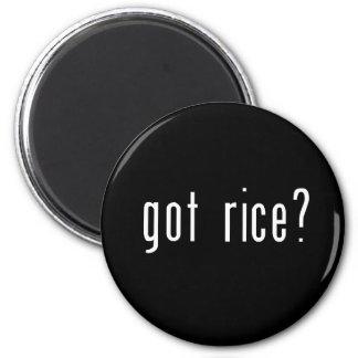 ¿arroz conseguido? iman