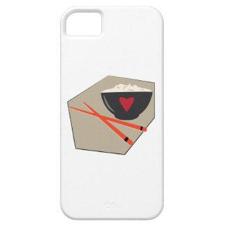 Arroz y palillos iPhone 5 coberturas