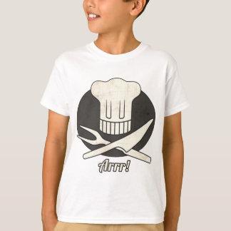 Arrr Pirate Chef T-Shirt