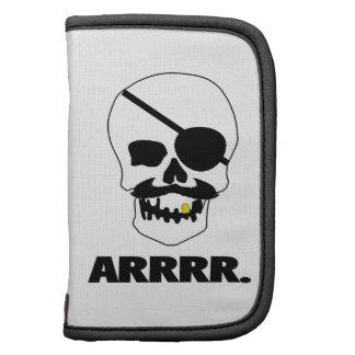 ¡ARRRR! Cráneo del pirata Organizador