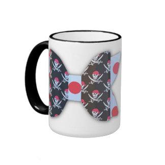 ARRRR Matey! 3D Pirate Bow Ringer Mug