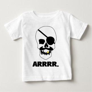 ARRRR! Pirate Skull Shirt