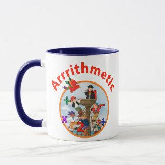 Arrrrithmetic Mug