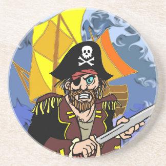 Arrrrr Talk like a pirate day Drink Coaster
