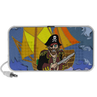 Arrrrr Talk like a pirate day Mini Speaker