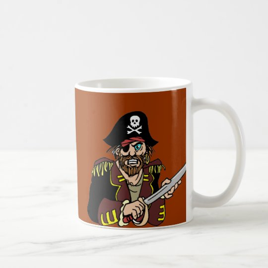 Arrrrr Talk like a pirate day mug