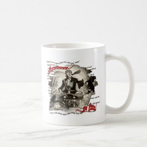 Arrrrrr me Rum (drinking  mug)