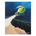 ¡Arruine apagado al amigo de Caterpillar! Impresió Posters