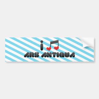 Ars Antiqua fan Bumper Stickers