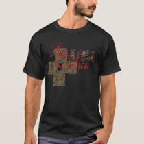 Ars Celtica Black T Shirt