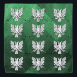 "Ars Gladii - Bandana<br><div class=""desc"">Add a little punch of AG's double eagle colored bandana!</div>"