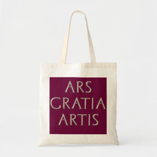 Ars Gratia Artis Bag