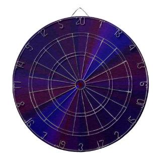 Arsenal circular azul y púrpura 1 del remiendo
