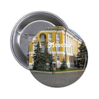 Arsenal del Kremlin Pin Redondo 5 Cm