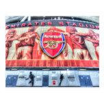 Arsenal Emirates Stadium London Postcard