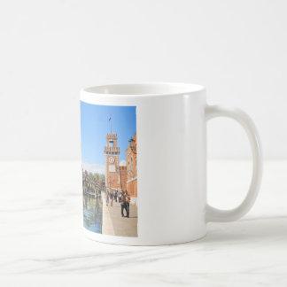 Arsenal in Venice, Italy Coffee Mug