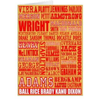 Arsenal legends card