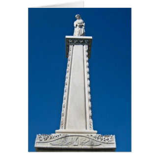 Arsenal monument at the Congressional Cemetery Card