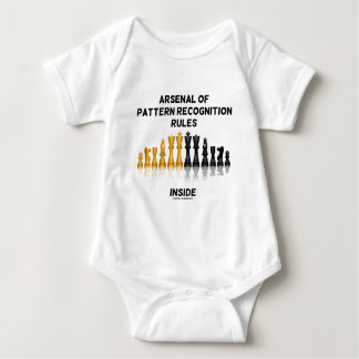 Arsenal Of Pattern Recognition Rules Inside Tee Shirt