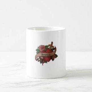 Arsenal Tattoo Coffee Mug