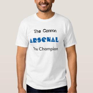 Arsenal-The Champion Shirt