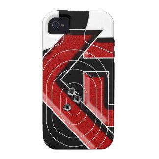 Arsenal XD de Springfield Case-Mate iPhone 4 Fundas