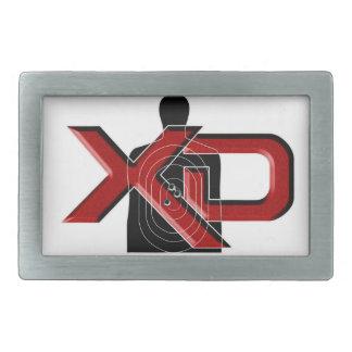 Arsenal XD de Springfield Hebilla De Cinturón Rectangular