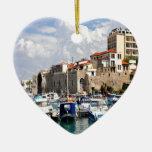 Arsenalharbour veneciano Heraklion Creta Grecia Adornos De Navidad