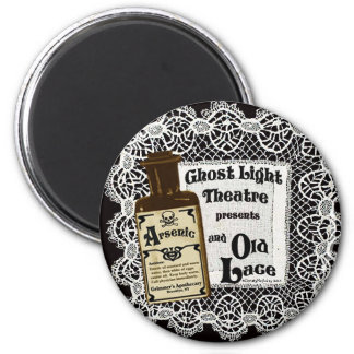 Arsenic and Old Lace  2010 Magnet