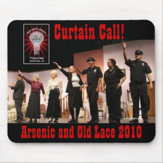 Arsenic and Old Lace Mouse Pad
