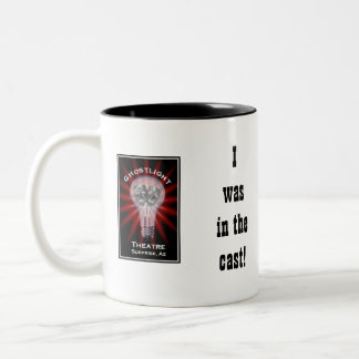 Arsenic and Old Lace Two-Tone Coffee Mug