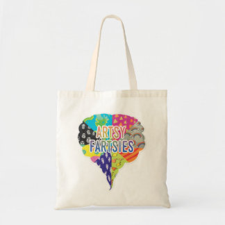 Arsty Fartsies Tote Bag