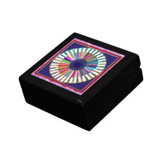 Art101 Chakra  Mandala Healers by Reiki Master Keepsake Box
