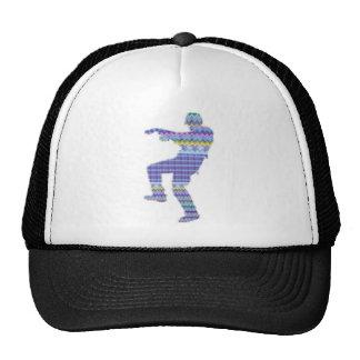 ART101 Collection :  ZOMBIE Dance Trucker Hat