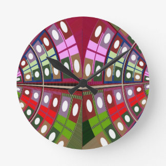 Art101 Entertainment District - Party Time Round Clock
