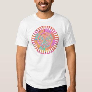 ART101 Fashion : CHAKRA Live Warm Cross Check 8 T Shirts