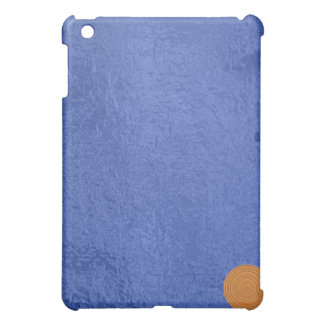 Art101 Gold Seal - Blue Berry Satin Silk Blanks Case For The iPad Mini