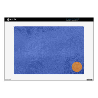 Art101 Gold Seal - Blue Berry Satin Silk Blanks Decals For Laptops