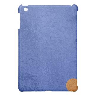 Art101 Gold Seal - Blue Berry Satin Silk Blanks iPad Mini Case