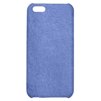 Art101 Gold Seal - Blue Berry Satin Silk Blanks iPhone 5C Cases