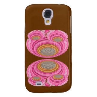 Art101 GoldSeal - Flying Wheels UFO design Samsung Galaxy S4 Cases