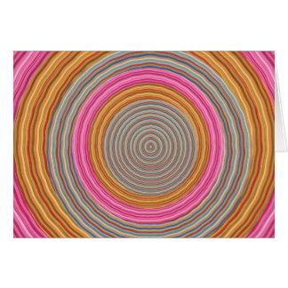 Art101 Grand Warm Color - SilkSatin Circles Cards