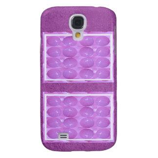 ART101 Holy Purple Pearls Galaxy S4 Case
