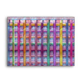 ART101 Intimate Illuminated Stripes - Shades n Hue Envelope