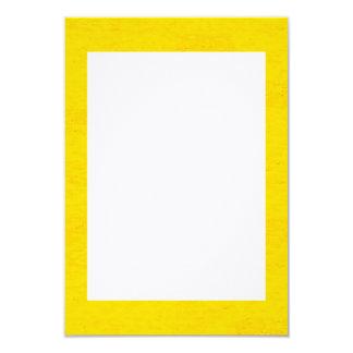 ART101 KOOLshade Art LINEN : customize to yr size 3.5x5 Paper Invitation Card
