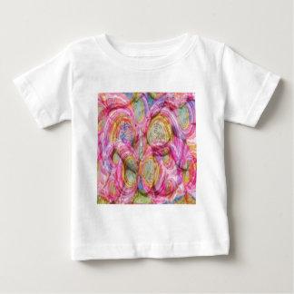 Art101 PINK Graffiti  - Exotic Sea Shells Baby T-Shirt
