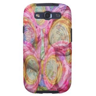 Art101 PINK Graffiti  - Exotic Sea Shells Galaxy S3 Cover